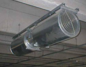 VENTILATION SYSTEMS FOR PARKING - Segù Engineering Division